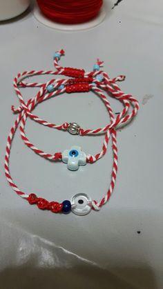 Friendship Bracelets, Washer Necklace, March, Jewellery, Diy, Woven Bracelets, Tejidos, Jewels, Bricolage