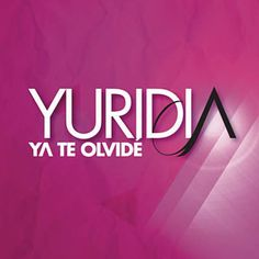 He encontrado Ya Te Olvidé de Yuridia con Shazam, escúchalo: http://www.shazam.com/discover/track/54375173