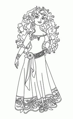 Disney Coloring Pages Brave. 15 Disney Coloring Pages Brave. Brave Disney Princess Merida In Disney Brave Coloring Chibi Coloring Pages, Super Coloring Pages, Preschool Coloring Pages, Horse Coloring Pages, Coloring Pages For Girls, Coloring Pages To Print, Coloring For Kids, Coloring Books, Coloring Sheets