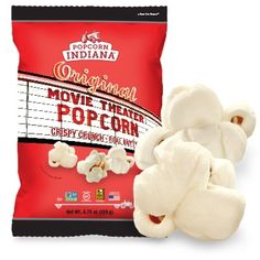 Original Movie Theater Popcorn: Bursting with love, Made with ingredients you can trust. And popped to perfection. Crispy, crunchy, and awesomely delicious — you have a snackfest in your hands. This is Popcorn Inspired!