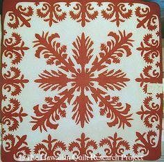 The Quilt Index, hawaiian quilts