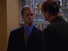 Niles Crane ~ Frasier - Niles dating a whore