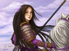 Young Unicorn Samurai-ko. Possibly an Utaku Battle Maiden.