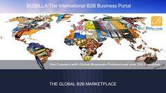Bizbilla-The World's Largest B2B Marketplace by Bizbilla B2B Marketplace via slideshare