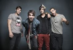 'Don't Panic' about All Time Low