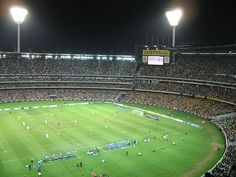 Melbourne Cricket Ground - MCG - Time Out Melbourne ~ #Melbourne #Sports #Australia