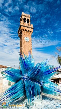 Color. Crafts. Food. Italy. That is all Murano.