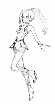 unused character - costume design