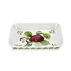 Portmeirion Pomona Lasagne Dish 30cm by 25cm ** You can find out more details at the link of the image.(This is an Amazon affiliate link and I receive a commission for the sales) #BakeandServeSets