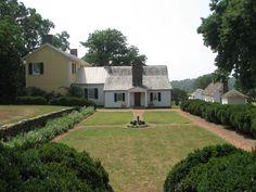 Highland in Albemarle County, Virginia.