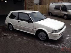 Toyota Corolla GT twin cam 16 valve D reg Corolla Twincam, Toyota Corolla, Volvo 240, Ae86, Toyota Cars, Japanese Cars, Car Ins, Motor Car, Cars And Motorcycles