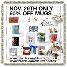 60% OFF MUGS NOV. 26TH ONLY by deluxephotos on Polyvore featuring interior, interiors, interior design, home, home decor and interior decorating