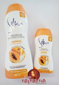 Silka body lotion is amazingly good for dark and African skinned customers, a slight perfume and a good exfoliating quality