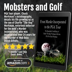 From Murder Incorporated to the PGA Tour. on Book Authority's Best new autobiography ebooks. Pga Tour Players, Golf Pga, Best Amazon Deals, Fiction Novels, 24 Years, Say Hello, Short Stories, Good News, My Books