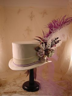 Hi and Welcome to my Shop Victorian Riding Hat - Ready to Ship This  gorgeous hat 79018758dbe1
