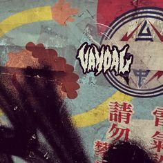亂貼癖 #vandal #black #death #sticker #用貼紙摧毀世界 #StickersDestroy #變電箱