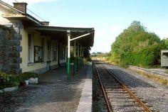 Rail Station from The Quiet Man in Ballyglunin.
