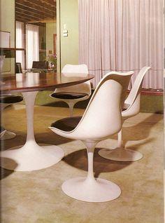 1969 E. Saarinen Tulpenstuhl by diepuppenstubensammlerin,