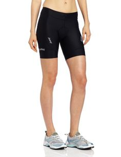 Zoot Sports Women's Active Tri 8-Inch Shorts,Black,Small - http://ridingjerseys.com/zoot-sports-womens-active-tri-8-inch-shortsblacksmall/