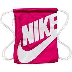 Brand new pink Nike drawstring bag New Nike drawstring bag Nike ...