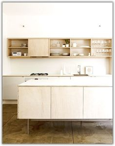 Plywood Kitchen Cabinets Plans