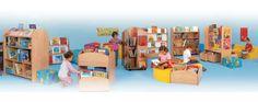 EASE supplies preschool furniture & primary school furniture in Kilkenny. Preschool Furniture, Library Furniture, Primary School, Educational Toys, Montessori, Bookends, Storage, Board, Design