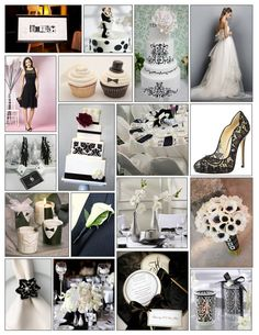 An English Rose, Luxury Lifestyle Weddings - Black and White