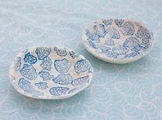 Tutoriel DIY: Comment fabriquer et décorer de petites soucoupes via DaWanda.com