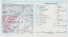 Geografía e Historia 2º Bachillerato: Práctica 2 Bloque I: Comentario mapa topográfico nacional