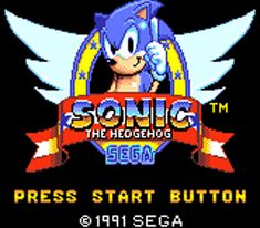 "Sonic & Sega Send us a message if you want to pin on our ""Favorite Old Video Games"" board and wel'l add you!"