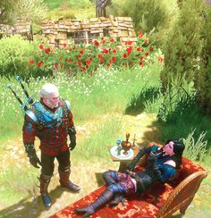 Home Sweet Home- Witcher 3