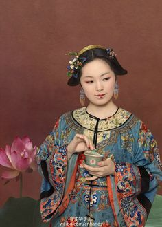 Qing Dynasty Costume