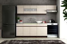 KUCHNIA ELIZA II (240) HALMAR – e-sklep Meblowiec.pl Double Vanity, Kitchen Cabinets, Bathroom, Storage, Furniture, Design, Home Decor, Small Kitchens, Jena