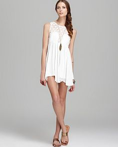 Free People Dress - Jacquard Fiesta | Bloomingdale's