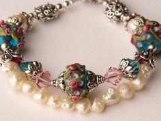 lampwork bead jewelry