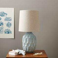 Linework Table Lamp #westelm:
