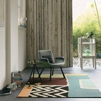 Nova Lagoon Rugs 89102 by Brink and Campman - Free UK Delivery - The Rug Seller Bear Rug, Synthetic Rugs, Types Of Rooms, Patchwork Rugs, Colorful Rugs, Multicoloured Rugs, Trendy Colors, Rugs Online, Stripes Design