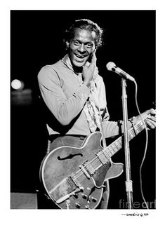 Chuck Berry 1 Photograph