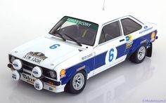 Ford Escort Mk.2 RS 1800, Winner Rally Acropolis 1977, No.6, Waldegaard/Thorszelius. Sunstar, 1/18, No.4495, Limited Edition 998 pcs. 65 EUR