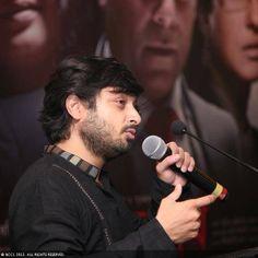 Shiboprosad during the music launch of the film Alik Sukh, in Kolkata.