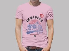 Camiseta Invaders