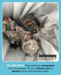 Good Housekeeping is the go-to mag for the busy woman looking for quick, clever, cost-effective ways to maximise her life and her home. Simple Life Hacks, Good Housekeeping, Helpful Hints, Handy Tips, Good To Know, Cleaning Hacks, Save Yourself, Clever, Easy