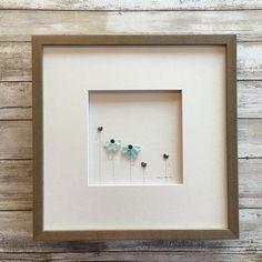 Kiesel Kunst von Sharon Nowlan Sie können wählen, wenn Sie möchten, erwerben nur mattiert oder verfilzt und gerahmt in der dunklen rustikalen Rahmen oder modernere einfach schwarz, die Sie auf den Fotos zu sehen. Beim Kauf von diesem Bildes gerahmt wird es gehören, einen professionellen
