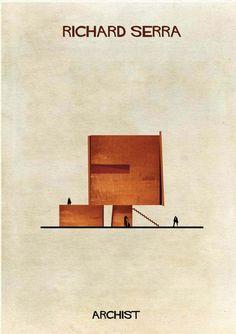 Federico Babina, la arquitectura de las obras de arte.