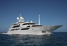 Yacht maker Benetti and Fendi Casa, the home-furnishing brand of fashion house Fendi, have collaborated to produce Lady Lara, the custom megayacht Luxury Yachts For Sale, Yacht For Sale, Used Boat For Sale, Boats For Sale, Benetti Yachts, Private Yacht, Yacht Boat, Used Boats, Super Yachts
