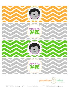 http://catchmyparty.com/blog/free-halloween-printables-from-peaches-mint-design