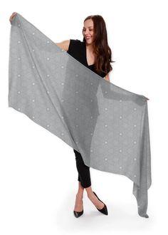 Cashmere, Silk, Elegant, Grey, Unique, Artist, Beautiful, Collection, Design