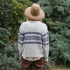 Speckled Toggle Winter Cardigan
