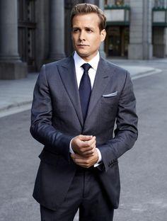 Harvey Spector dans Suits (Gabriel Macht)