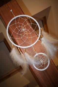 White&brown dreamcatcher